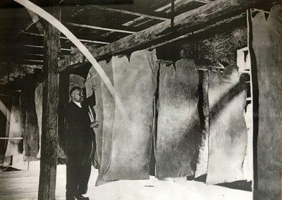 Speicher Gerberei Irlbeck 1939